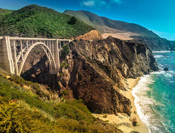 Traveling California's Famous Route 1