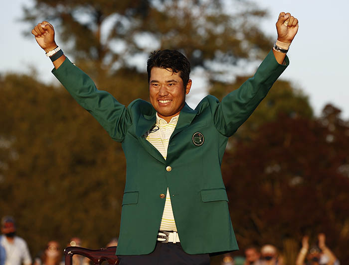 Hideki Matsuyama Wins the Masters, a First for Japan